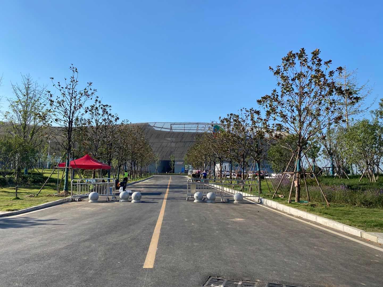 驻马店国际会展中心项目-002